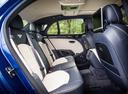 Фото авто Bentley Mulsanne 2 поколение [рестайлинг], ракурс: задние сиденья цвет: синий