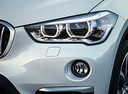 Фото авто BMW X1 F48, ракурс: передние фары