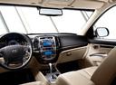 Фото авто Hyundai Santa Fe CM [рестайлинг], ракурс: торпедо