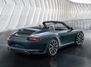 Фото авто Porsche 911 991 [рестайлинг], ракурс: 225 цвет: мокрый асфальт