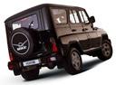Фото авто УАЗ Hunter 1 поколение, ракурс: 225 - рендер цвет: черный