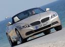 Фото авто BMW Z4 E89, ракурс: 315 цвет: серебряный