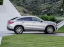 Фото авто Mercedes-Benz GLE-Класс W166/C292, ракурс: 270 цвет: серебряный