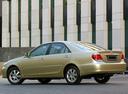 Фото авто Toyota Camry XV30 [рестайлинг], ракурс: 135 цвет: бежевый