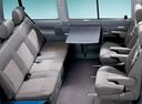 Фото авто Volkswagen Multivan T4, ракурс: задние сиденья