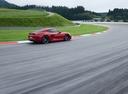 Фото авто Porsche Cayman 982, ракурс: 225 цвет: красный