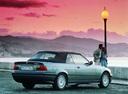Фото авто BMW 3 серия E36, ракурс: 225 цвет: серебряный