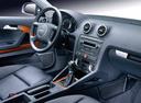 Фото авто Audi A3 8P, ракурс: торпедо