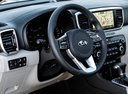 Фото авто Kia Sportage 4 поколение [рестайлинг], ракурс: рулевое колесо