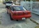Фото авто Nissan 240SX S13, ракурс: 180