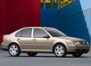 Фото авто Volkswagen Jetta 4 поколение, ракурс: 315 цвет: бежевый
