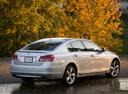 Фото авто Lexus GS 3 поколение [рестайлинг], ракурс: 225 цвет: серебряный