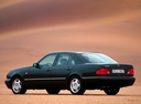 Фото авто Mercedes-Benz E-Класс W210/S210, ракурс: 135 цвет: зеленый