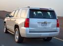 Фото авто Chevrolet Tahoe 4 поколение, ракурс: 135 цвет: белый