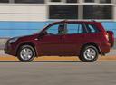 Фото авто Vortex Tingo 1 поколение [рестайлинг], ракурс: 90 цвет: бордовый