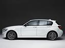 Фото авто BMW 1 серия F20/F21, ракурс: 90 цвет: белый