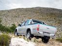 Фото авто Mazda BT-50 1 поколение [рестайлинг], ракурс: 135