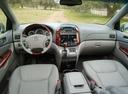 Фото авто Toyota Sienna 2 поколение, ракурс: торпедо