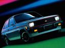 Фото авто Chevrolet Chevette 1 поколение [3-й рестайлинг], ракурс: 315