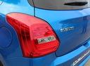 Фото авто Suzuki Swift 5 поколение, ракурс: задние фонари цвет: голубой
