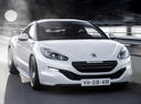 Фото авто Peugeot RCZ 1 поколение [рестайлинг],  цвет: белый