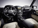 Фото авто Mercedes-Benz G-Класс W463 [3-й рестайлинг], ракурс: торпедо