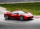 Фото авто Ferrari 488 1 поколение, ракурс: 315 цвет: красный