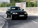 Фото авто BMW 1 серия E81/E82/E87/E88 [рестайлинг], ракурс: 315 цвет: черный