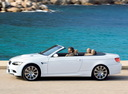 Фото авто BMW M3 E90/E92/E93, ракурс: 90 цвет: белый