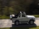 Фото авто Mercedes-Benz G-Класс W463, ракурс: 270