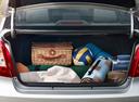 Фото авто Ravon Gentra 1 поколение, ракурс: багажник цвет: серебряный