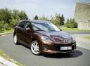 Фото авто Mazda 3 BL [рестайлинг], ракурс: 315 цвет: коричневый