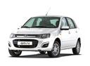 Новый ВАЗ (Lada) Kalina, белый , 2017 года выпуска, цена 495 000 руб. в автосалоне Лада Центр Минеральные Воды
