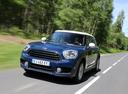 Фото авто Mini Countryman F60, ракурс: 45 цвет: синий