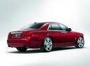 Фото авто Rolls-Royce Ghost 2 поколение, ракурс: 225 цвет: бордовый