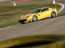 Фото авто Ferrari F12berlinetta 1 поколение, ракурс: 45 цвет: желтый