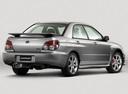 Фото авто Subaru Impreza 2 поколение [2-й рестайлинг], ракурс: 225 цвет: серебряный