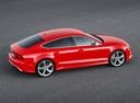 Фото авто Audi RS 7 4G [рестайлинг], ракурс: 270 цвет: красный