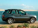 Фото авто BMW X5 E53, ракурс: 270 цвет: серый