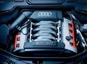 Фото авто Audi A8 D3/4E, ракурс: двигатель