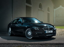 Фото авто Alpina D3 F30/F31, ракурс: 315 цвет: синий