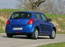 Фото авто Suzuki Swift 3 поколение, ракурс: 225 цвет: синий