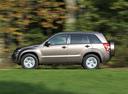 Фото авто Suzuki Grand Vitara 2 поколение [рестайлинг], ракурс: 90 цвет: серый