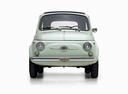 Фото авто Fiat 500 1 поколение,