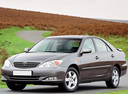Фото авто Toyota Camry XV30, ракурс: 45 цвет: серый