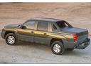 Фото авто Chevrolet Avalanche 1 поколение, ракурс: 90