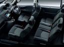 Фото авто Nissan Serena C26, ракурс: салон целиком