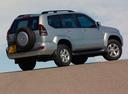 Фото авто Toyota Land Cruiser Prado J120, ракурс: 225 цвет: серебряный