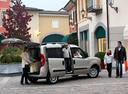 Фото авто Fiat Doblo 2 поколение, ракурс: 225 цвет: бежевый