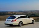 Фото авто Mercedes-Benz CLS-Класс C218/X218, ракурс: 225 цвет: серебряный